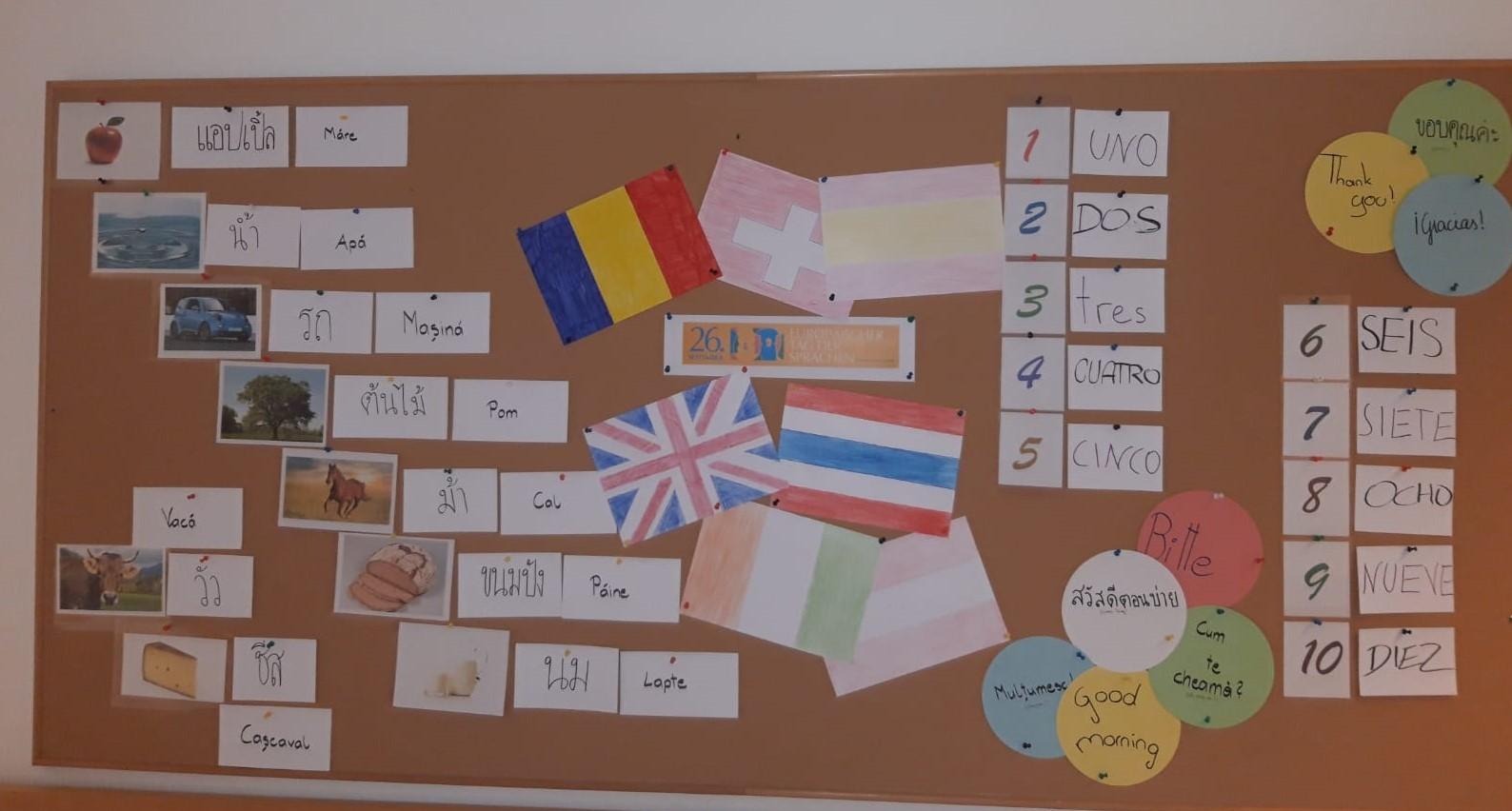Einander besser kennenlernen englisch